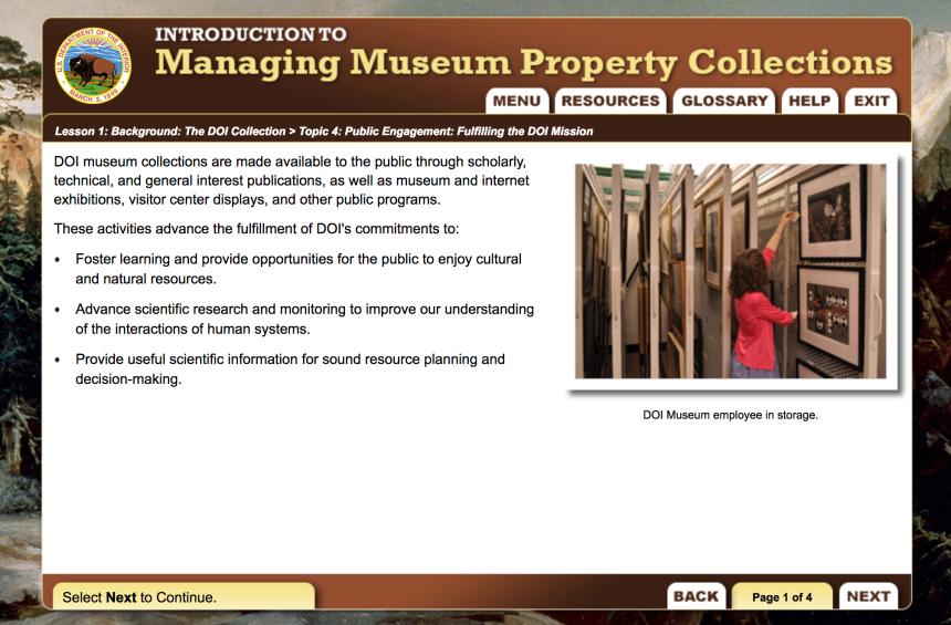 museumcourse